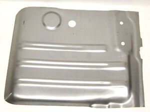 1953 1954 Chevrolet Pontiac Drivers Side Front Floor Pan Section