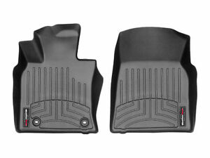 Weathertech Floorliner Car Mats For Toyota Camry 2018 2019 1st Row Black