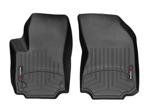 Weathertech Floorliner Floor Mats For Gmc Terrain 2018 2019 1st Row Black