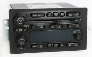 Chevy Gmc 2003 2005 Truck Van Radio Am Fm 6 Disc Cd Player Part Number 15196055