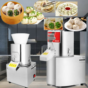220v Commercial Electric Vegetable Meat Chopper Cutter Maker Cutting Machine