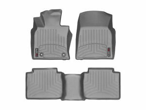 Weathertech Floorliner Floor Mats For Toyota Camry 2018 2019 Full Set In Grey