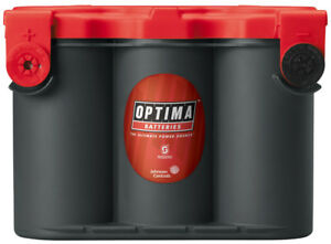 Battery red Top Optima Battery 8078 109