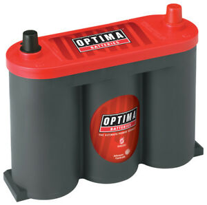Battery red Top Optima Battery 8010 044