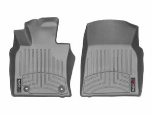 Weathertech Floorliner Car Mats For Toyota Camry 2018 2019 1st Row Grey