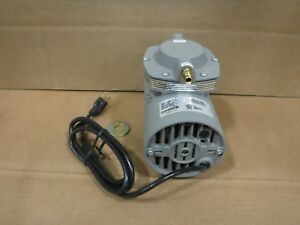 Thomas Vacuum Pump Air Compressor 900 58 115v 60hz