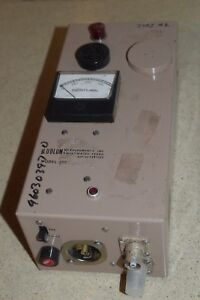 Ludlum Measurements Model 200 Radiation Monitor Remote Readout a1