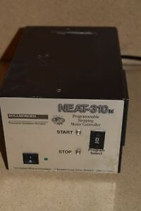 Kollmorgen New England Affiliated Tech Neat 310m Stepping Motor Control
