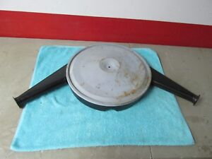 1966 1967 Oldsmobile Toronado Dual Shorkel Air Cleaner 418