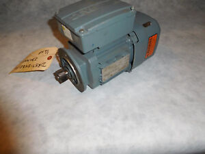 Sew Eurodrive Drs7154be11fg e172 Electric Motor With Brake 1 2hp 1700rpm Ip54