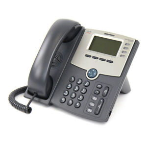Cisco Spa514g 4 Line Ip Phone With Display Poe And Gige Ethernet Vgc