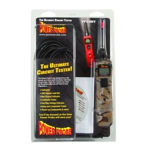 Power Probe Pp3cscamo Iii Circuit Tester Camo