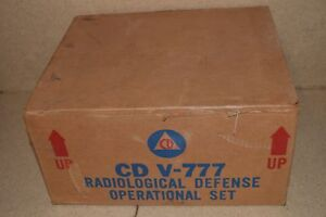 Victoreen Model 1a Cdv 715 Radiation Detector Charger Lot Of 3 a1