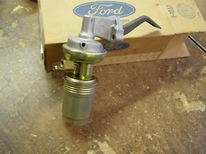 Nos Oem Ford 1965 1966 1967 289 Hipo Fuel Pump Mustang Fairlane Comet Shelby