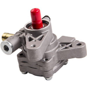 Power Steering Pump Fit 1998 1999 2000 2001 2002 Honda Accord 4cyl 2 3l Sohc New