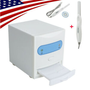 Usa Dental X ray Film Viewer Scanner Usb Image Converter Intraoral Oral Camera