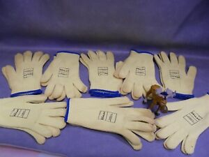 Kevlar Gloves Cut Resistant Size Small By Dupont Lot Of 8 Pair