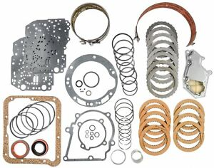 Jegs Performance Products 62108 Transmission Rebuild Kit 1970 1981 Ford C4 Inclu