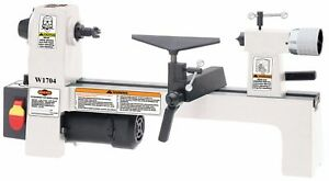 Shop Fox W1704 8 X 13 Bench top Wood Lathe new In Box