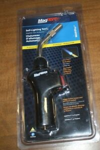 New Mag Torch Self Lighting Mt565c Brass Map pro Propane Torch Free Shipping