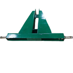 Him30 0065 grn 3 Point 2 Green Receiver Hd Trailer Hitch Category 1