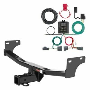 Curt Class 3 Trailer Hitch Wiring For 11 16 Jeep Compass