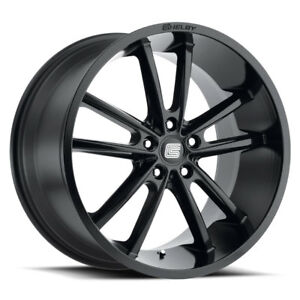 2005 2019 Ford Mustang Shelby Cs2 Black 5 lug Wheel 20x11 Rear Only