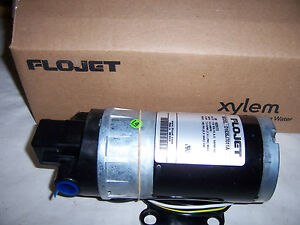 Flojet 100 Psi Demand Pump Thermax Dv 12 Cp 5 Carpet Cleaner Extractor New