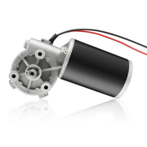 Jcf63r Dc24v 80w 320rpm Speed Reducing High Torque Electric Gear Box Motor