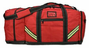 Lightning X Firefighter Premium 3xl Step in Turnout Gear Bag Red W No Logo
