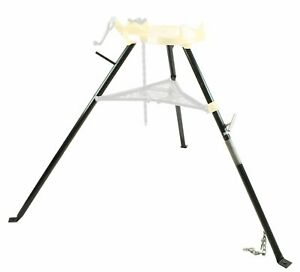 Legs Only Pipe Weld Stand Adjust Tilt Legs Fit Ridgid 460 Tristand 72037 36273