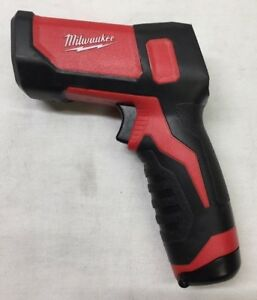 Milwaukee Laser Temp gun Thermometer Temperature 2266 20 Mint Condition Look