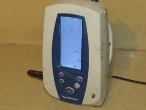 Welch Allyn Spot Vital Signs And Temp Machine