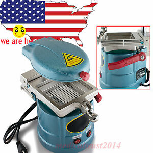 Dhl Ship Dental Vacuum Forming Molding Machine Vacuum Former Thermoforming Unit