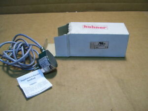 New Hohner 21 2170r 100 Solid Shaft Rotary Incremental Encoder P2069
