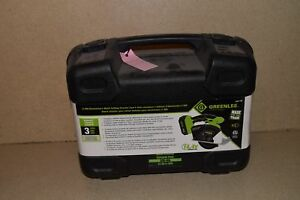 Greenlee Lcs 144 Electricians 14 4v Metal Cutting Circular Saw 3600 Rpm New