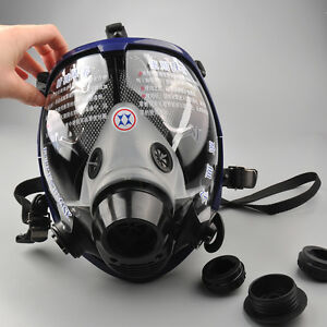 Us For 6800 Anti dust Full Face Gas Mask Facepiece Respirator Painting Spraying