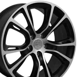 20 Wheels For Jeep Grand Cherokee 1999 2017 Commander 2006 2010 Rims Set 4