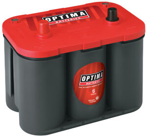 Battery red Top Optima Battery 8002 002