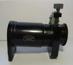 Carl Zeiss Jena Condenser Light Part Of Microscope