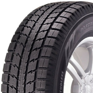 2 New 245 65 17 Toyo Observe Gsi 5 Winter Performance Studless Tires 2456517