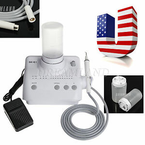 Dental Veterinary Scaling Piezo Endo Ultrasonic Scaler Ems Bottle Dosing From Us