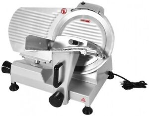 Costway 9 Blade Commercial Meat Slicer Deli Meat Cheese Food Slicer Industrial
