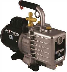 Jb Industries 131245 Platinum 7 Cfm Vacuum Pump