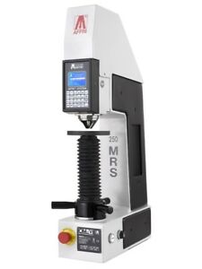 Affri 250 Mrs Rockwell superficial Hardness Tester With Clamping Fixture And Loa