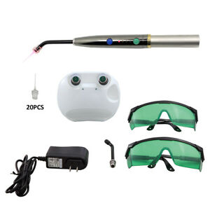 Dental Laser Diode Pen Low Level Laser Perio Endo Surgical Wireless