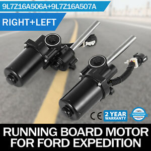 Running Board Motors For Ford Front L r 07 14 Navigator Durable Power