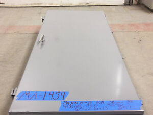 Square D 400 Amp Panel Panelboard Mlo 3ph 480v 277v 240v 208v 3r Hcn 30sp 350