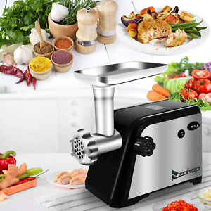 1300w Electric Meat Grinder Home Kitchen Industrial Sausage Beef Hamburger