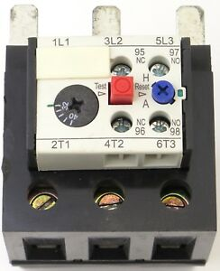 Or 3ua5800 Overload Relay Direct Replacement For Siemens Choose Amp Range